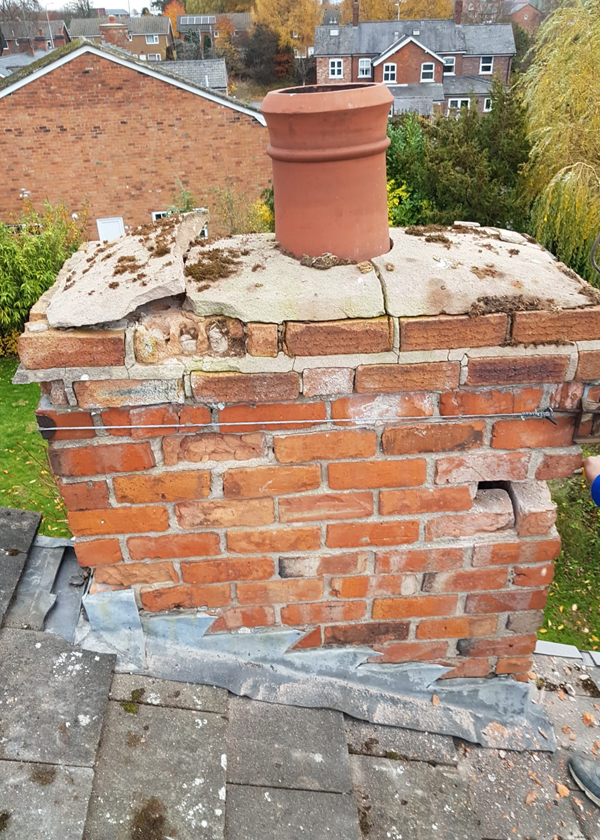 Example of a Chimney